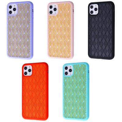 Купить Silicone Weaving Case iPhone 11 Pro 27284 - Ncase