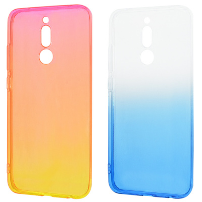 Купить Силикон 0.5 mm Gradient Design Xiaomi Redmi 8 27228 - Ncase