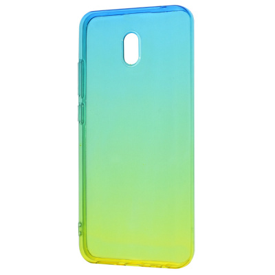 Купить Силикон 0.5 mm Gradient Design Xiaomi Redmi 8A 27229 - Ncase
