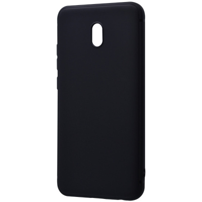 Купить Силикон 0.5 mm Black Matt Xiaomi Redmi 8A 27426 - Ncase