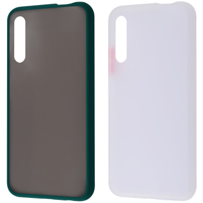 Купить Matte Color Case (TPU) Huawei P Smart Pro 27495 - Ncase