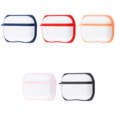 Купить WIWU Clear Protective Case (TPU+PC) for AirPods Pro 27679 - Ncase
