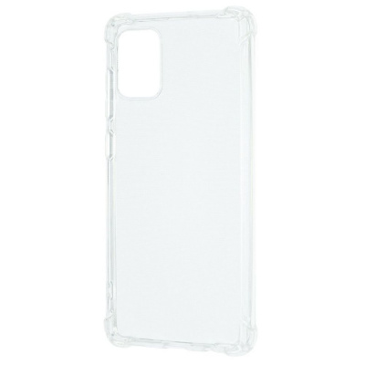 Купить WXD Силикон 0.8 mm HQ Samsung Galaxy A71 (A715) 27607 - Ncase