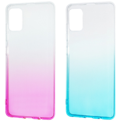 Купить Силикон 0.5 mm Gradient Design Samsung Galaxy A51 (A515) 27603 - Ncase