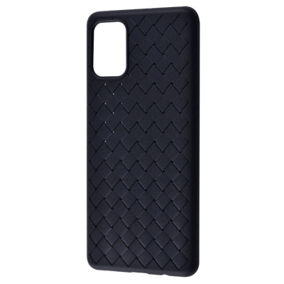 Купить Weaving Case (TPU) Samsung Galaxy A71 (A715) 27599 - Ncase