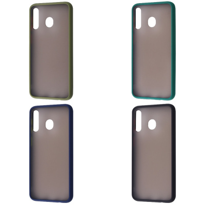 Купить Matte Color Case (TPU) Samsung Galaxy M30 (M305F) 27608 - Ncase