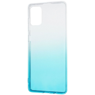 Купить Силикон 0.5 mm Gradient Design Samsung Galaxy A71 (A715) 27642 - Ncase