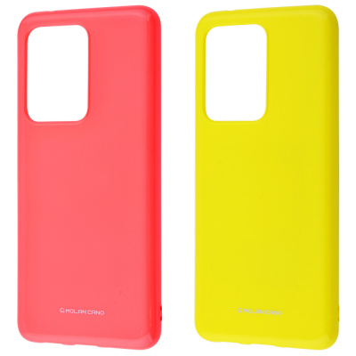 Купить Molan Cano Glossy Jelly Case Samsung Galaxy S20 Ultra 27730 - Ncase