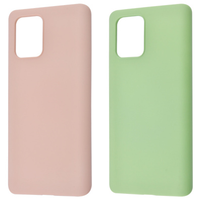 Купить WAVE Colorful Case (TPU) Samsung Galaxy S10 Lite (G770F) 27744 - Ncase