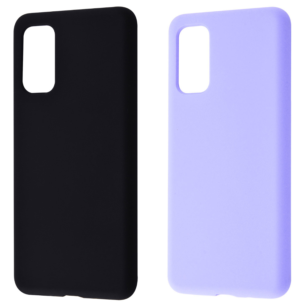 WAVE Full Silicone Cover Samsung Galaxy S20