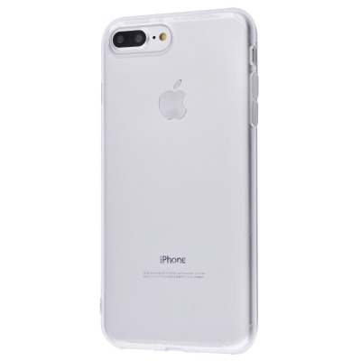 Купить Silicone Clear Case 2.0 mm (TPU) iPhone 7/8 Plus 27992 - Ncase