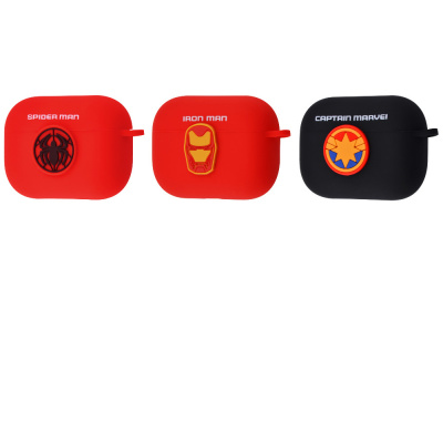 Купить Marvel Avengers Case (TPU) for AirPods Pro 28110 - Ncase