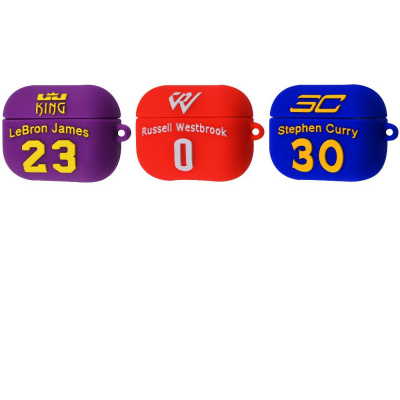 Купить NBA Stars Case (TPU) for AirPods Pro 28113 - Ncase