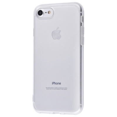 Купить Silicone Clear Case 2.0 mm (TPU) iPhone 7/8/SE 2 27991 - Ncase