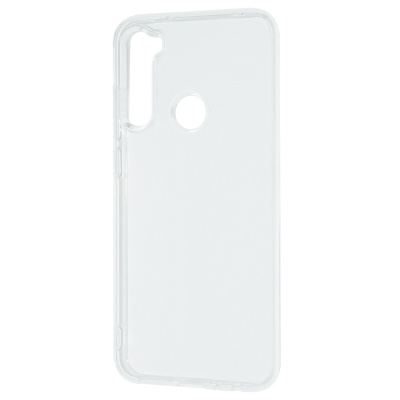 Купить Silicone Clear Case 2.0 mm (TPU) Xiaomi Redmi Note 8T 28044 - Ncase