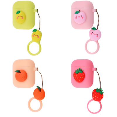 Купить Fruits Silicone Case for AirPods 1/2 28119 - Ncase