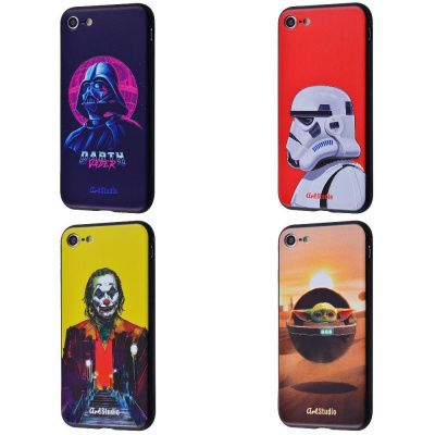 Купить ArtStudio Case Hero Series (TPU) iPhone 7/8/SE 2 28166 - Ncase