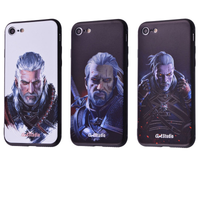 Купить ArtStudio Case The Witcher Series (TPU) iPhone 7/8/SE 2 28215 - Ncase