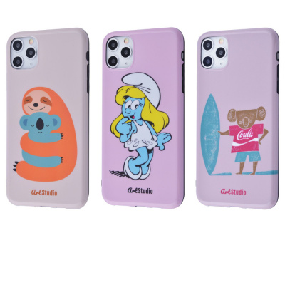 Купить ArtStudio Case My Little Friends Series (TPU) iPhone 11 Pro Max 28252 - Ncase