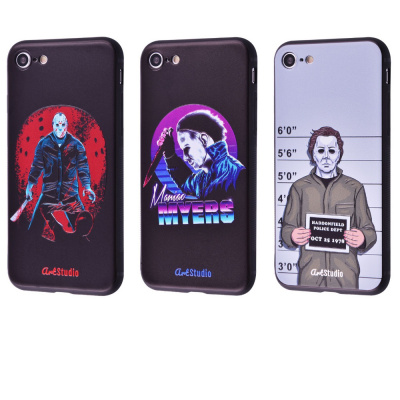 Купить ArtStudio Case Maniac Series (TPU) iPhone 7/8/SE 2 28223 - Ncase