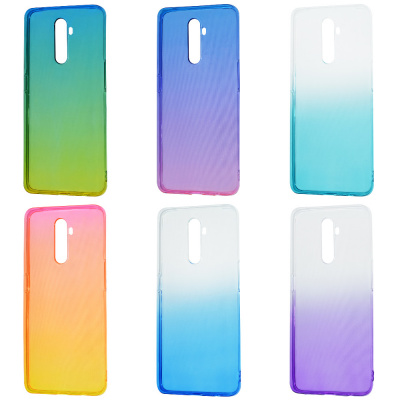 Купить Силикон 0.5 mm Gradient Design Realme X2 Pro 28259 - Ncase