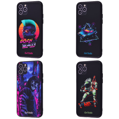Купить ArtStudio Case CyberPunk Series (HQ Glass+TPU) iPhone 11 Pro 28203 - Ncase