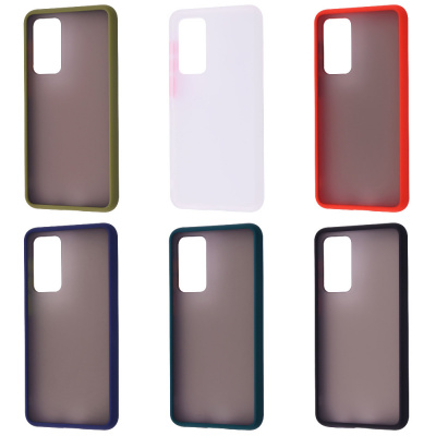 Купить Matte Color Case (TPU) Huawei P40 28492 - Ncase
