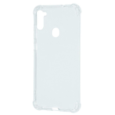 Купить WXD Силикон 0.8 mm HQ Samsung Galaxy A11/M11 (A115/M115) 28441 - Ncase