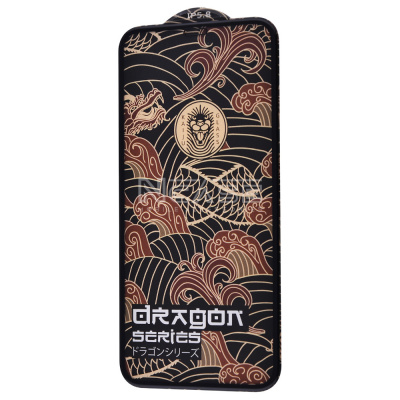 Купить Защитное стекло FULL SCREEN KAIJU GLASS Dragon Series iPhone X/Xs/11 Pro 27766 - Ncase