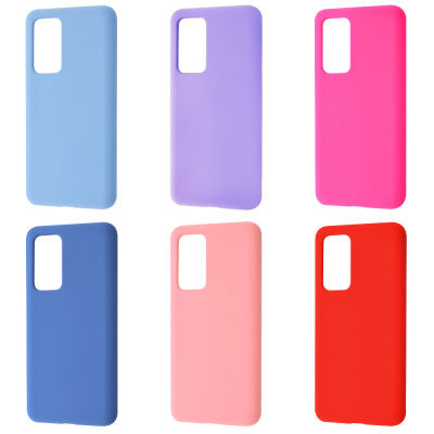 Купить WAVE Full Silicone Cover Huawei P40 28615 - Ncase