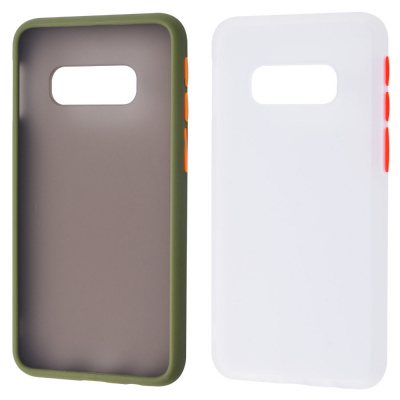 Купить Matte Color Case (TPU) Samsung Galaxy S10E 28675 - Ncase