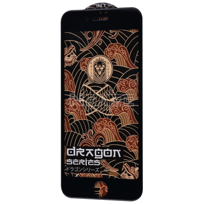 Купить Защитное стекло FULL SCREEN KAIJU GLASS Dragon Series iPhone 7/8/SE 2 28686 - Ncase