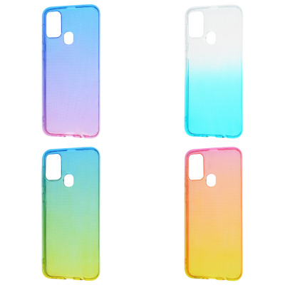 Купить Силикон 0.5 mm Gradient Design Samsung Galaxy M31 (M315) 28704 - Ncase