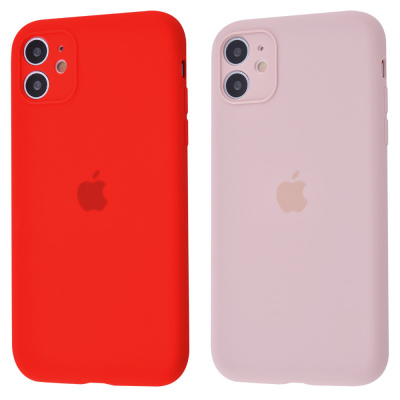 Купить Silicone Case Camera Protection iPhone 11 28794 - Ncase