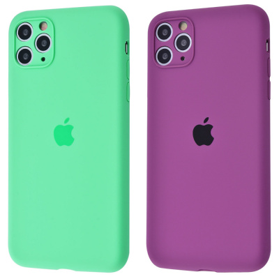 Купить Silicone Case Camera Protection iPhone 11 Pro Max 28796 - Ncase