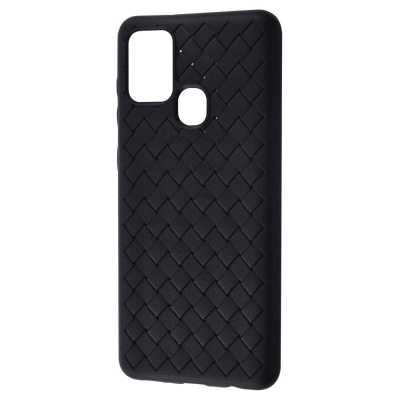 Купить Weaving Case (TPU) Samsung Galaxy A21s 28647 - Ncase