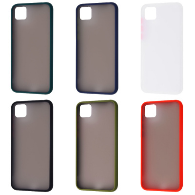 Купить Matte Color Case (TPU) Huawei Y5p/Honor 9S 28811 - Ncase