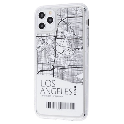 Купить Maps City Case (TPU) iPhone 11 Pro Max 28853 - Ncase