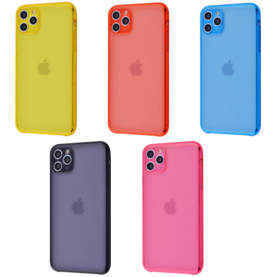 Купить Clear Case Camera Protection iPhone 11 Pro Max 28926 - Ncase