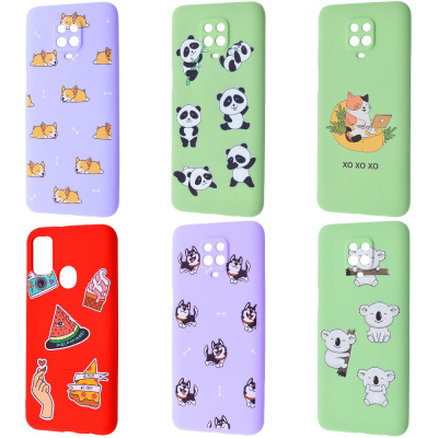 Купить WAVE Fancy Case Xiaomi Redmi Note 9S/Note 9 Pro 28911 - Ncase