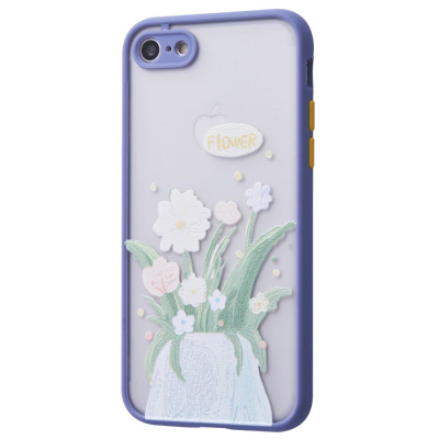 Купить Picture Shadow Matte Case (PC+TPU) iPhone 7/8/SE 2 28887 - Ncase