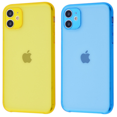 Купить Clear Case Camera Protection iPhone 11 28924 - Ncase