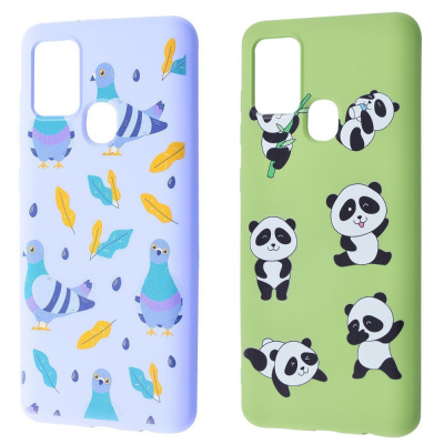 Купить WAVE Fancy Case (TPU) Samsung Galaxy A21s 28909 - Ncase