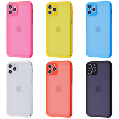 Купить Clear Case Camera Protection iPhone 11 Pro 28925 - Ncase