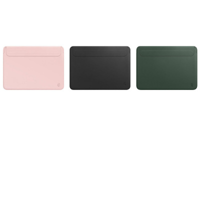 Купить WIWU Skin Pro 2 Leather Sleeve for MacBook Pro 16