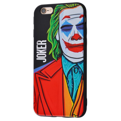 Купить Joker Scary Face case (TPU) iPhone 6/6s 29000 - Ncase