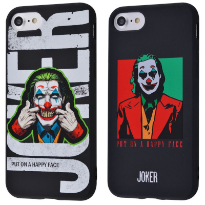 Купить Joker Scary Face case (TPU) iPhone 7/8 29001 - Ncase