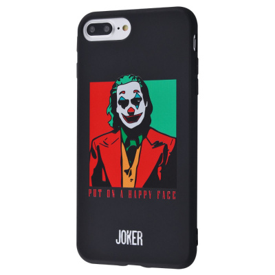 Купить Joker Scary Face case (TPU) iPhone 7 Plus/8 Plus 29002 - Ncase