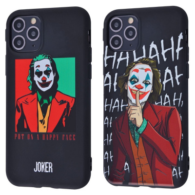 Купить Joker Scary Face case (TPU) iPhone 11 Pro 29005 - Ncase