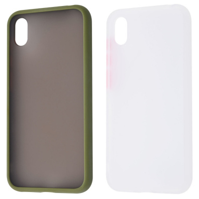 Купить Matte Color Case (TPU) Huawei Y5 2019/Honor 8S 29105 - Ncase